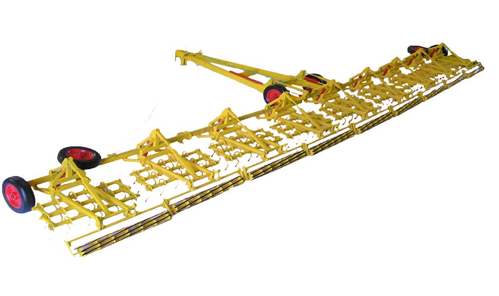 Культиватор широкозахватный модульный КШМ-19